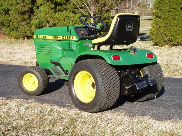 John Deere 214 >> Jd 214 Pto Clutch Issue Mytractorforum Com The Friendliest
