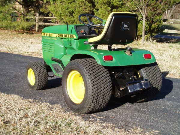 jd 212 clutch issue mytractorforum com the friendliest tractor rh mytractorforum com john deere 212 service manual download john deere 212 owners manual