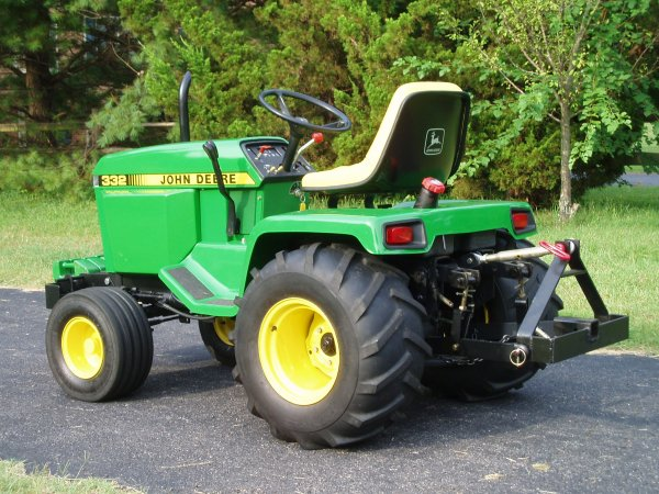 Bigger Tires On Jd 322 Mytractorforum Com The