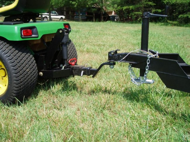 Sleeve Hitch Ball Hitch Mytractorforum Com The