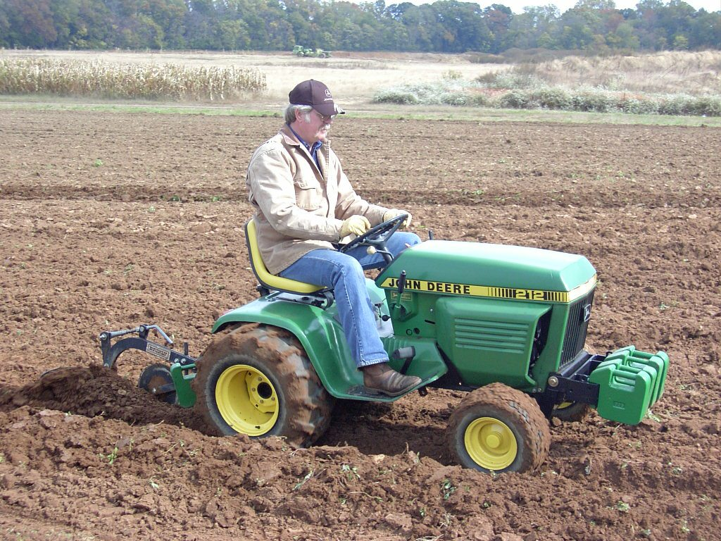 Small Tractor Implements For Gardening : Point plows for garden tractors bing images