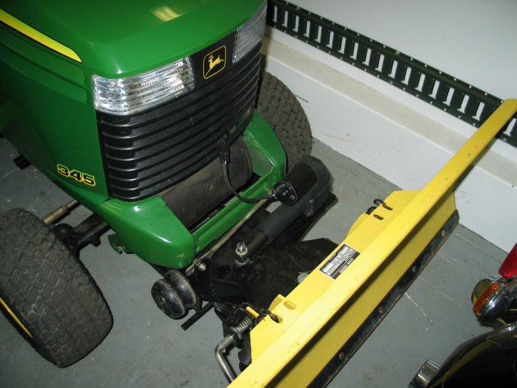 Linear Actuator Lawn Tractor : Electric actuators page mytractorforum the